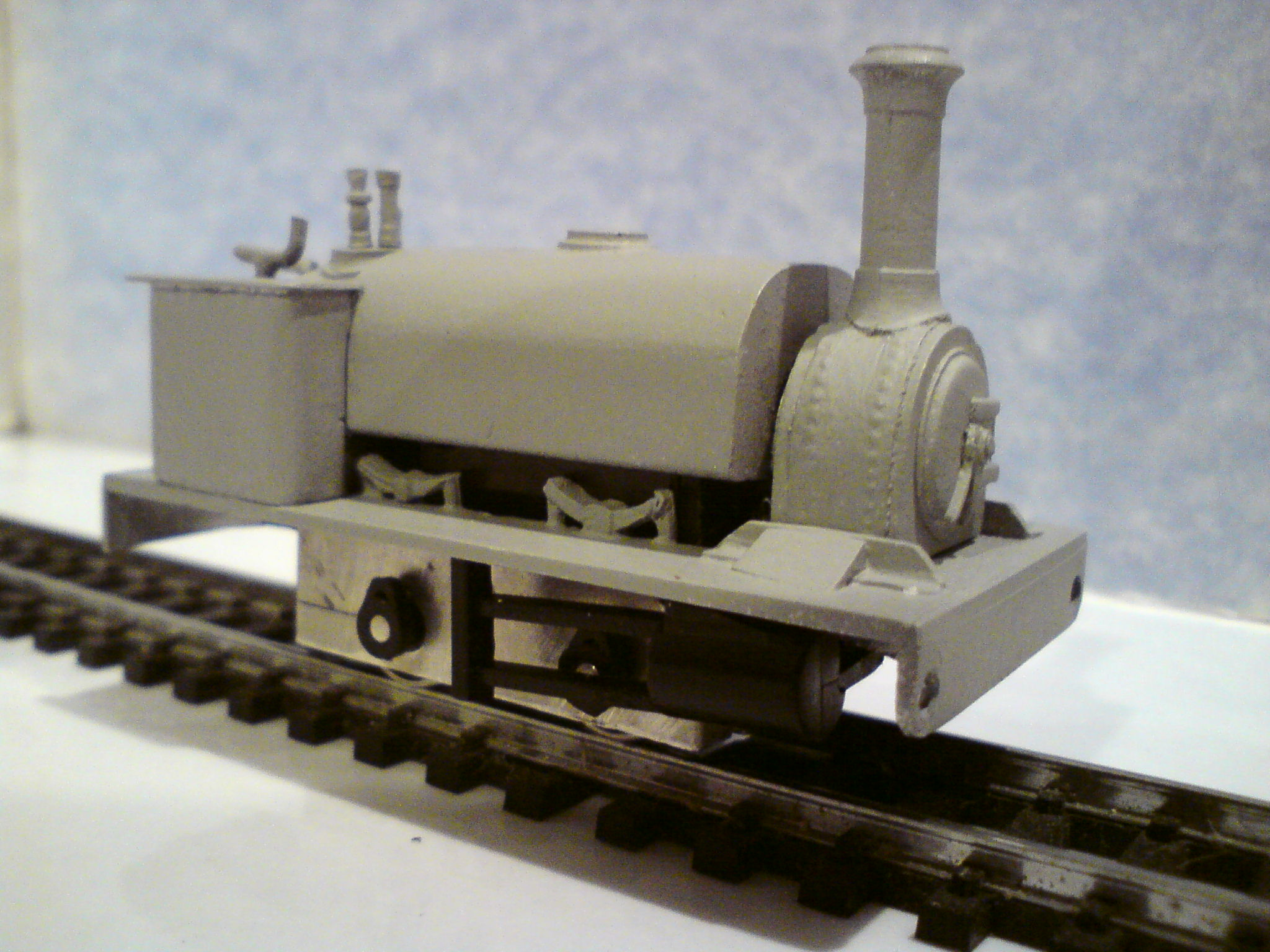 These Productions Are Designed For >> model railways - Locomotive Kits