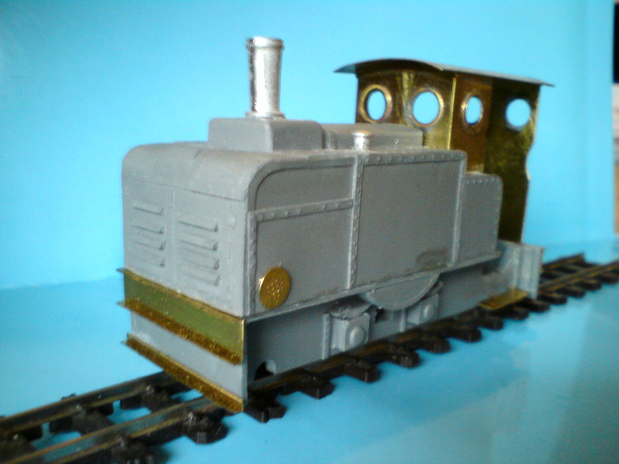 model railways - Locomotive Kits